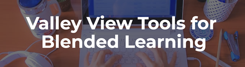 Tools for Blended learning